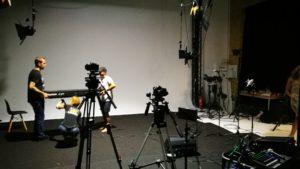 Tournage clip studio atlanta toulouse