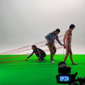 tournage clip studio atlanta
