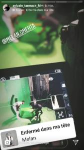 tournage clip au studio atlanta toulouse