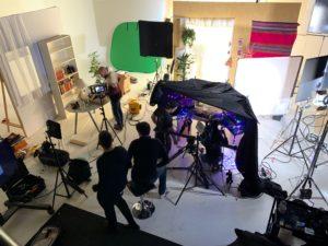tournage studio atlanta toulouse