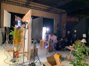 décor pour tournages